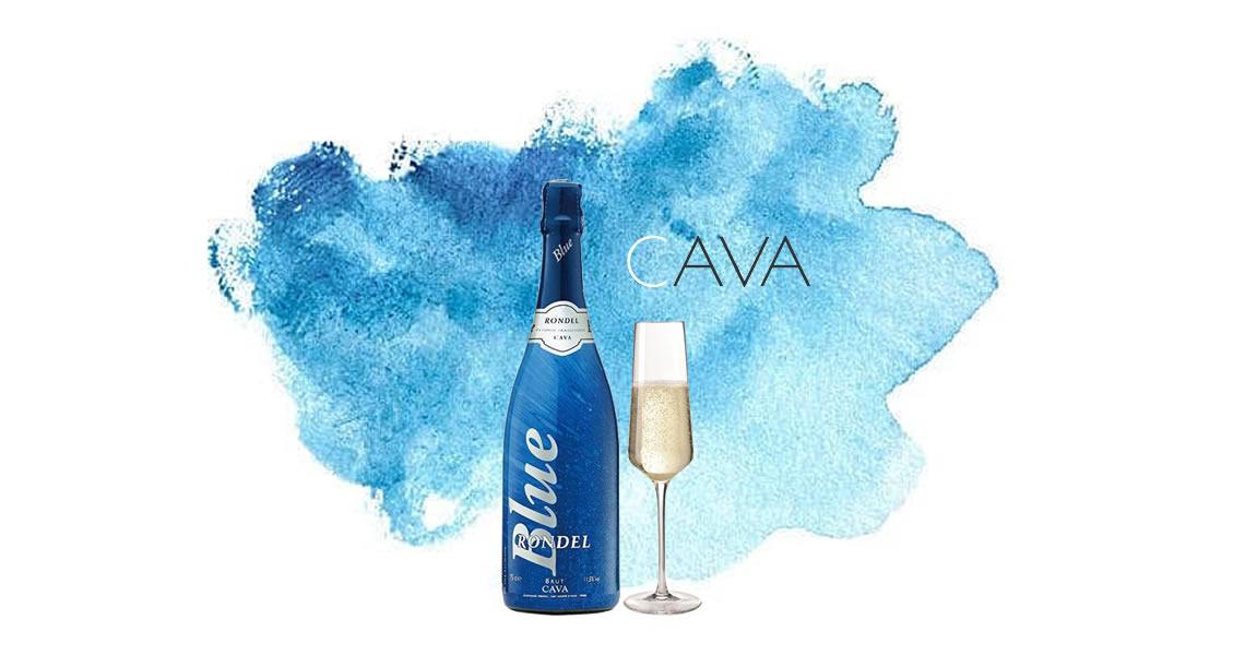 迴旋曲藍調氣泡酒(不甜型) - 傳統香檳釀製法CAVA