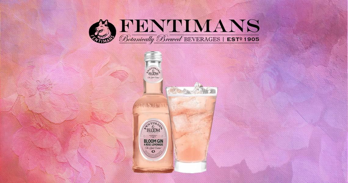 梵提曼玫瑰檸檬琴酒-Bloom Gin & Rose Lemonade