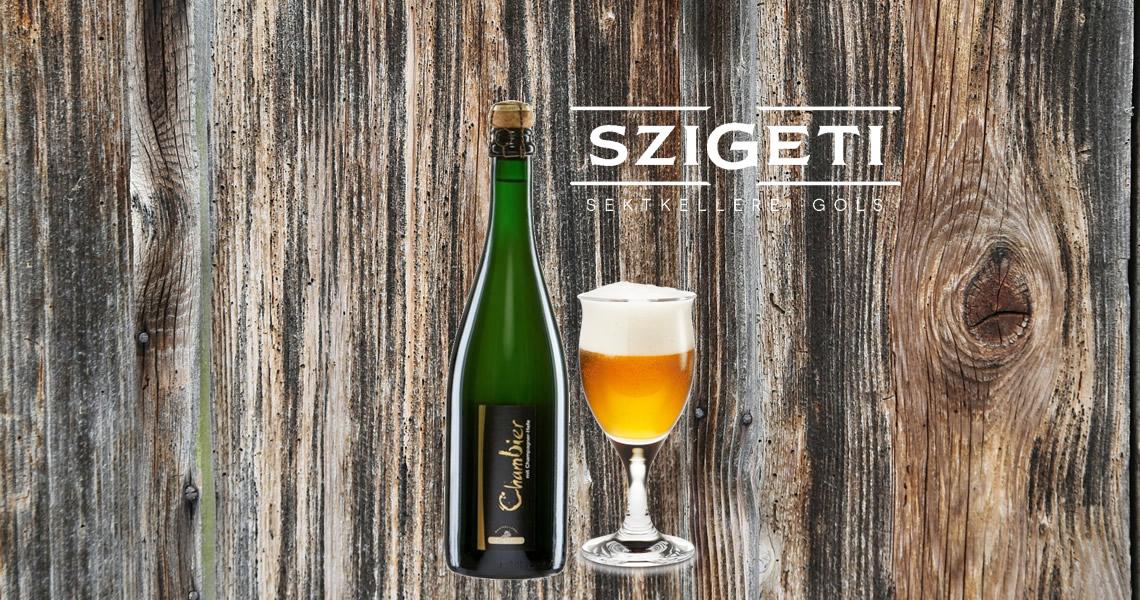 SZIGETI 「嬉」香檳啤酒