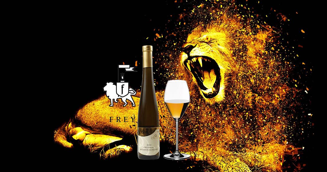 2010 奧特加貴腐酒