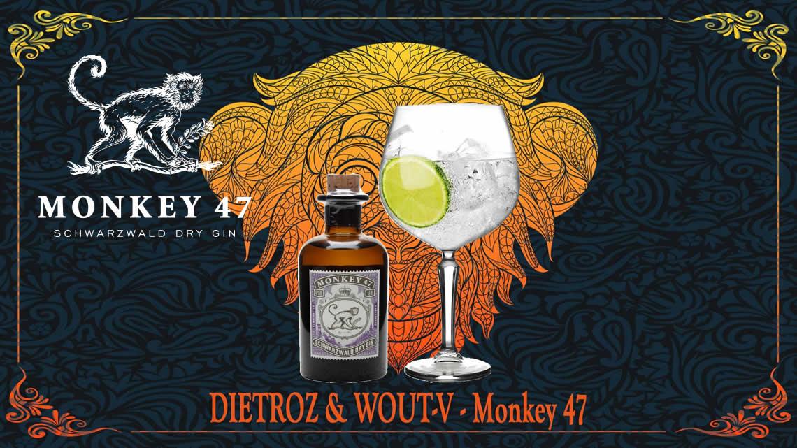 猴子47琴酒-Monkey 47 Gin