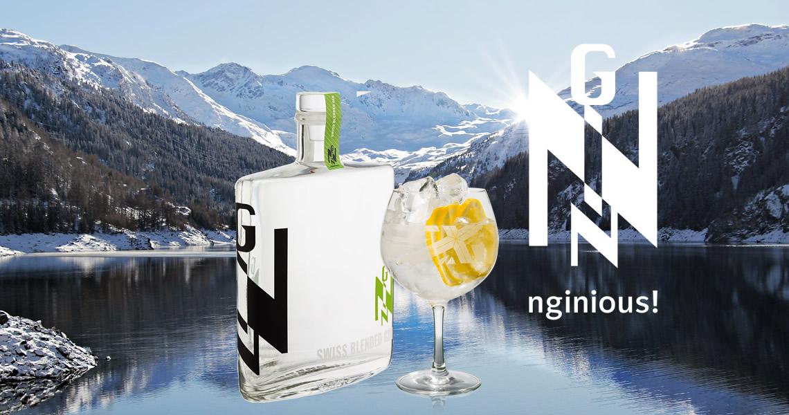 瑞士靈琴酒-瑞士風