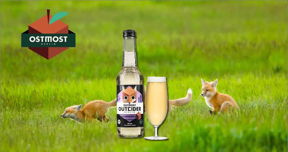 奧斯狂野小狐狸果園蘋果酒