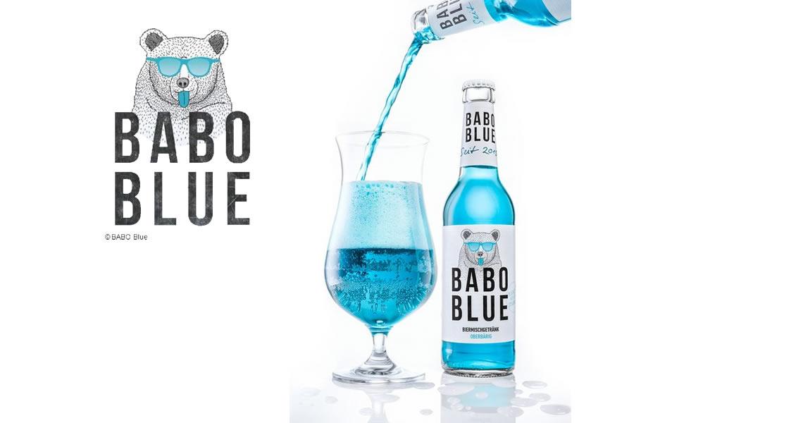 藍舌熊藍莓啤酒 - 藍酒