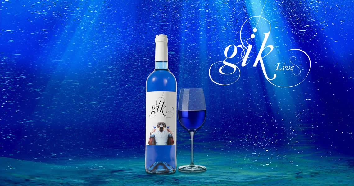 藍酒 - Gik西班牙藍酒