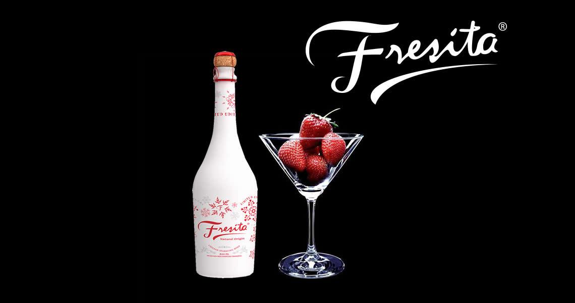 芙瑞詩塔酒莊草莓氣泡酒