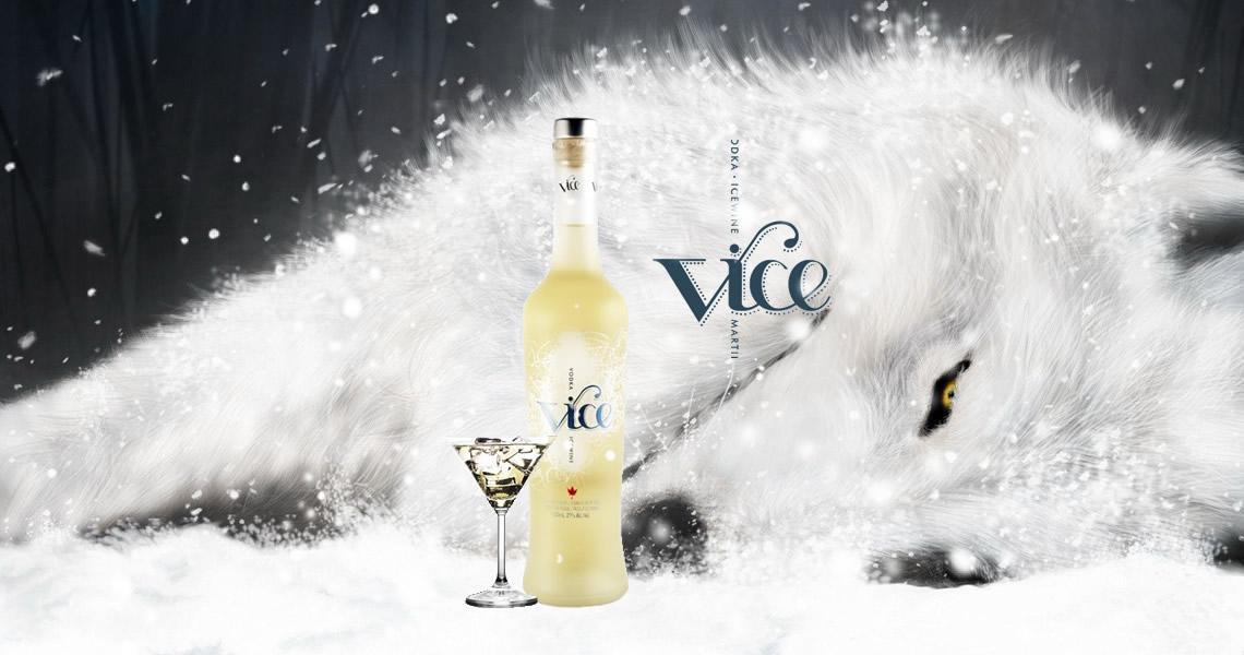 vice冰酒伏特加