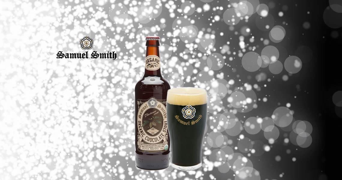 塞繆爾史密斯 - 有機巧克力炭燒啤酒