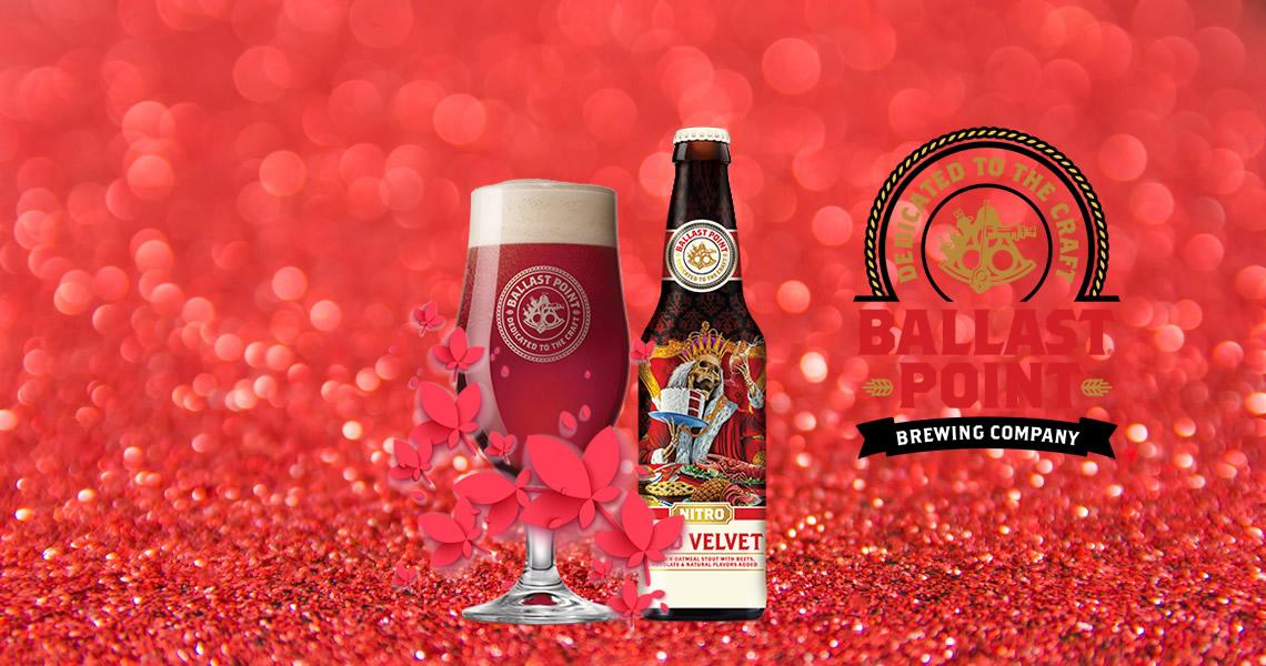 漁痴-紅絲絨司陶特(氮氣)精釀啤酒-Ballast Point (NITRO) Red Velvet