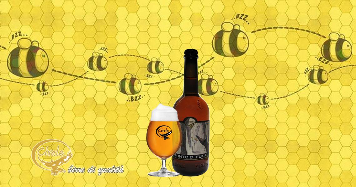 奇瓦雷-蜜霧蜂蜜精釀啤酒