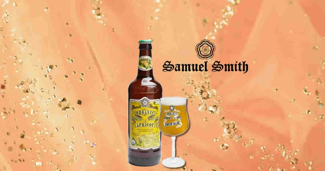 塞繆爾史密斯 - 杏桃甘醇啤酒-Samuel Smith′s Organic Apricot Beer