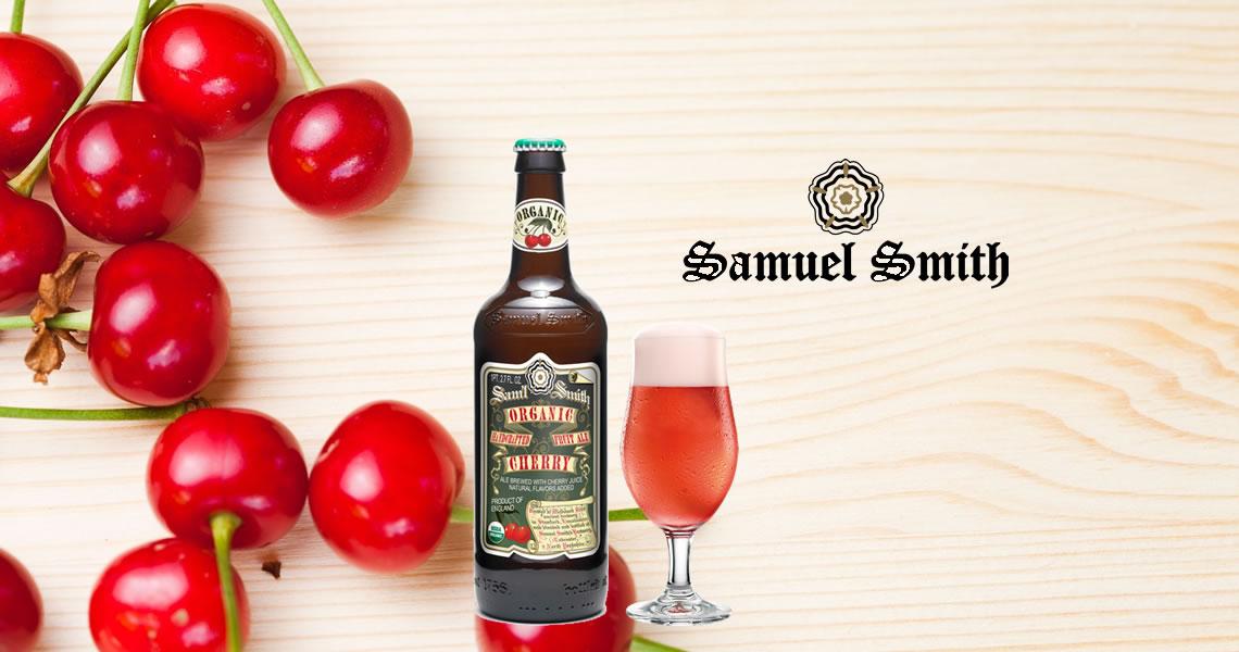 塞繆爾史密斯 - 有機櫻桃精釀啤酒-Samuel Smith′s Organic Cherry Fruit Beer