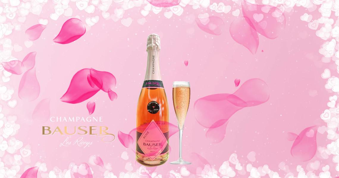 波賽爾小農香檳-粉紅