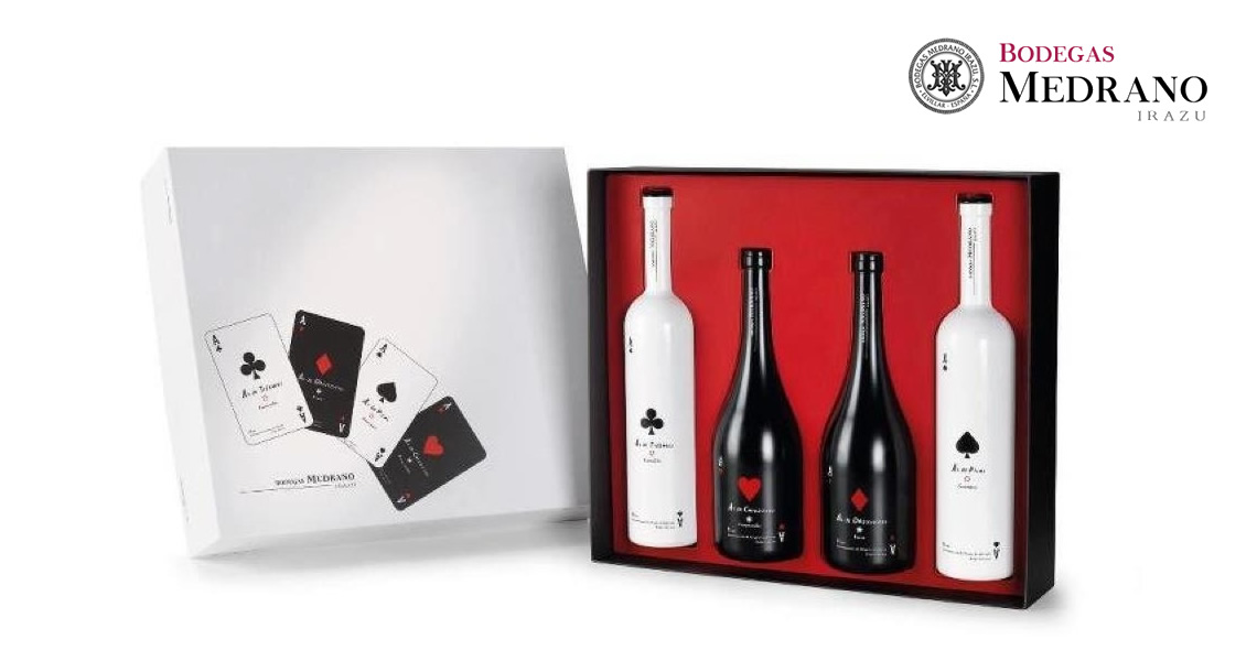 王牌系列葡萄酒-全系列(附外盒)