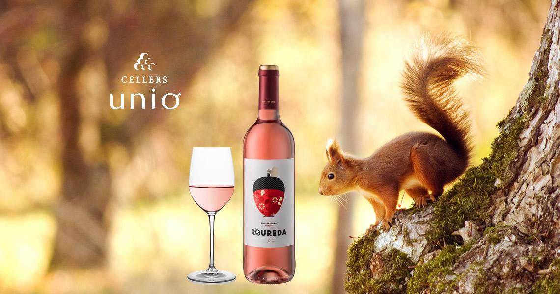 羅瑞達粉紅酒