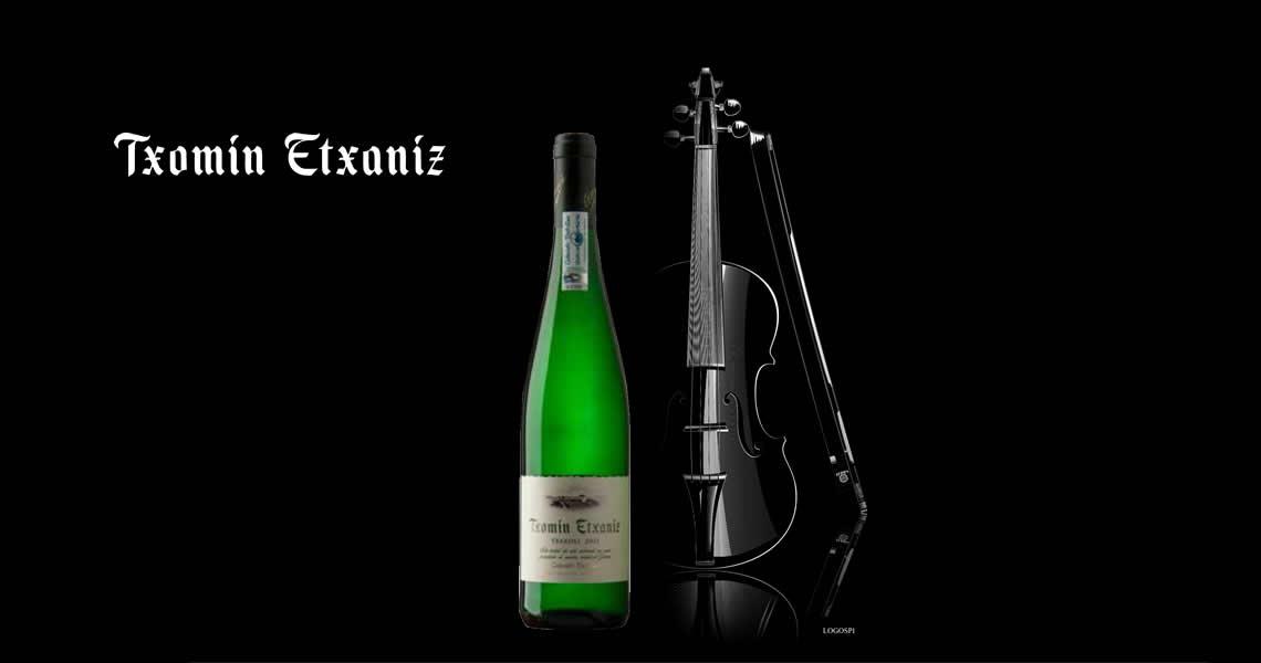 奏鳴酒莊查科莉白葡萄酒 2015-TxominEtxanizTxakoli 2015