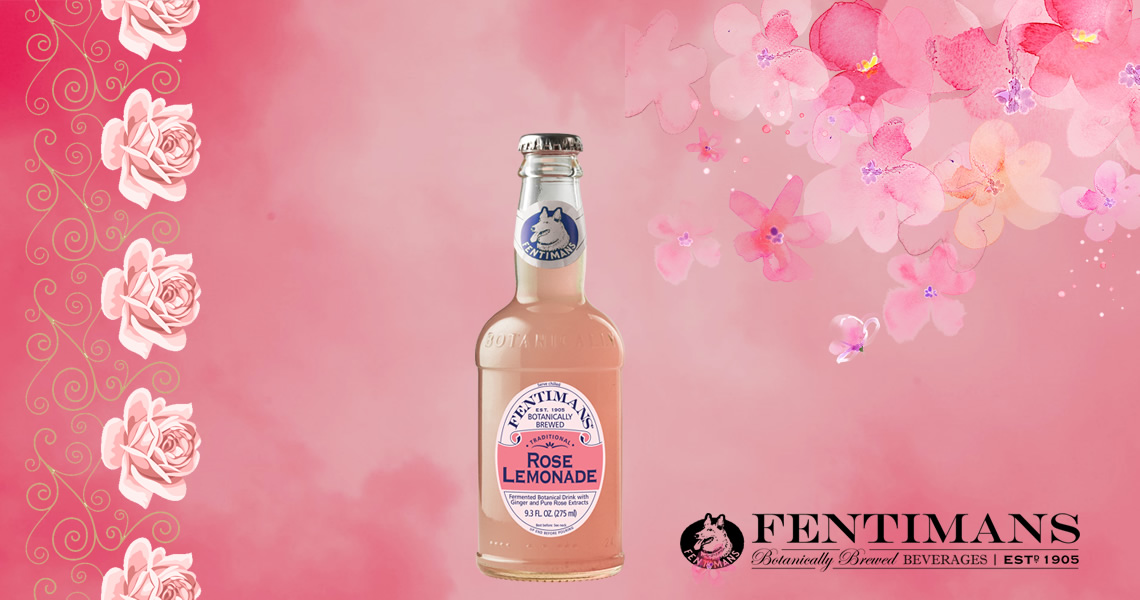 梵提曼玫瑰檸檬汽水