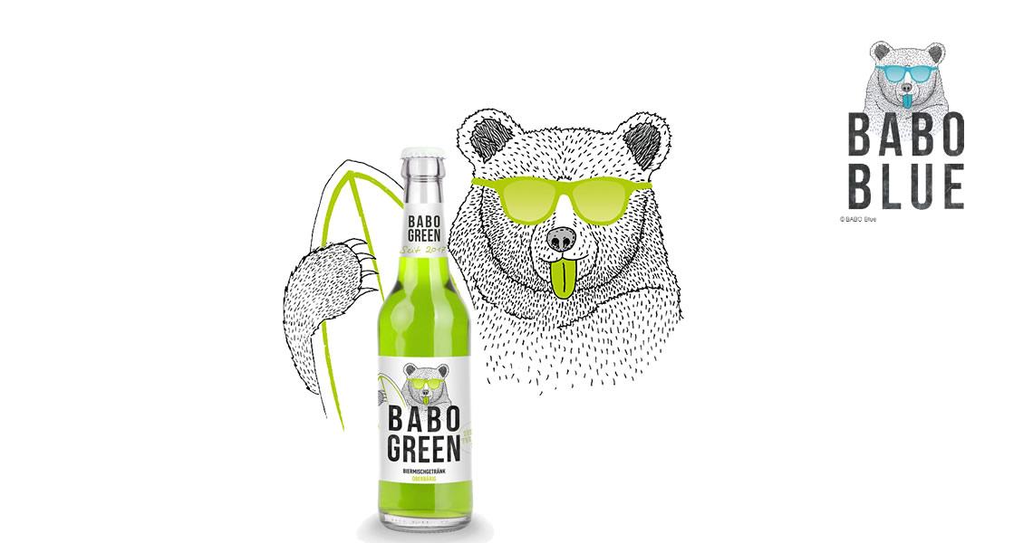 綠舌熊啤酒