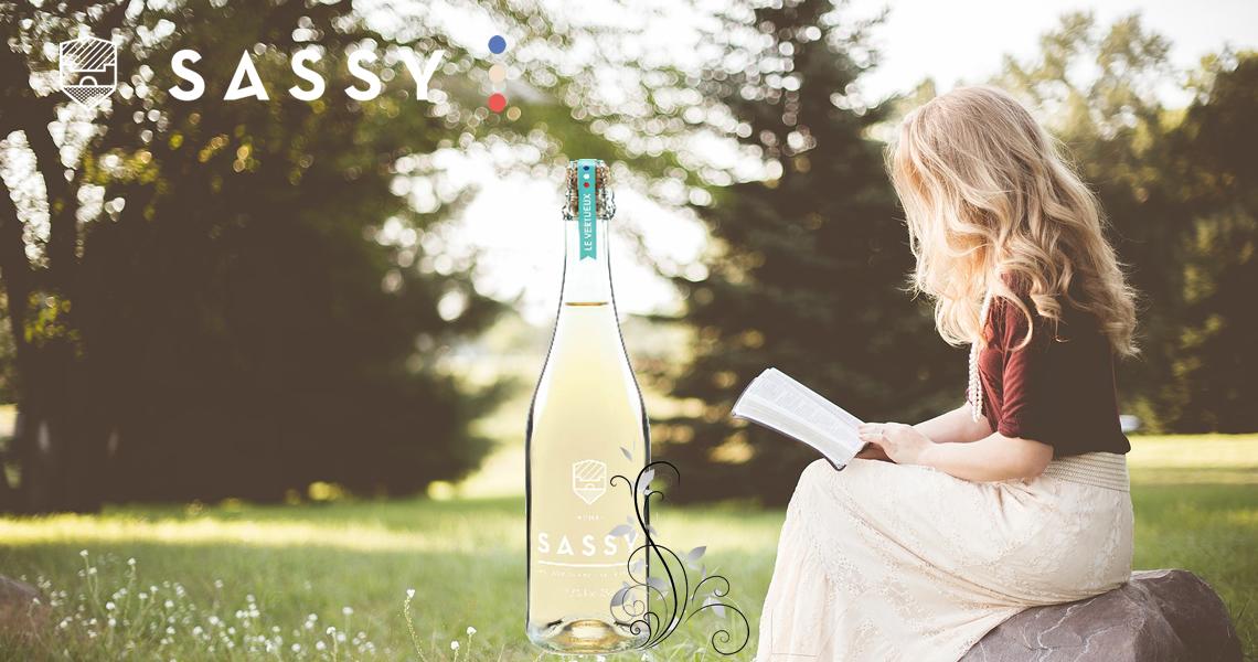 法國賽絲微氣泡香梨酒-SASSY Poire