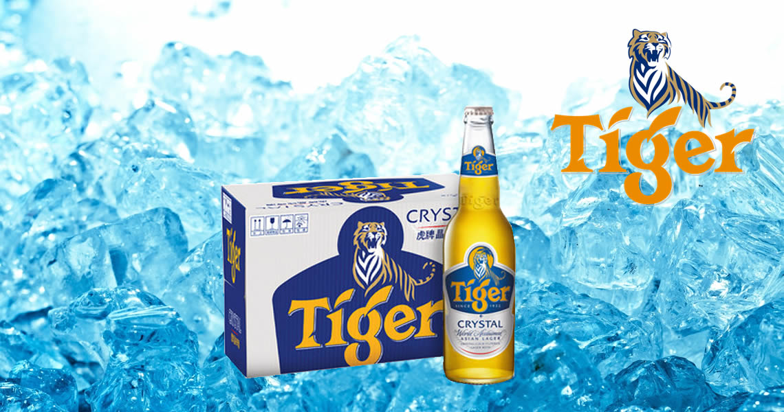 虎牌Tiger CRYSTAL -1°C冰釀550ml(瓶裝12入)