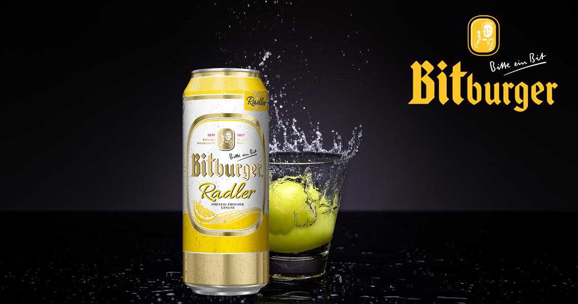 碧伯格優質檸檬啤酒
