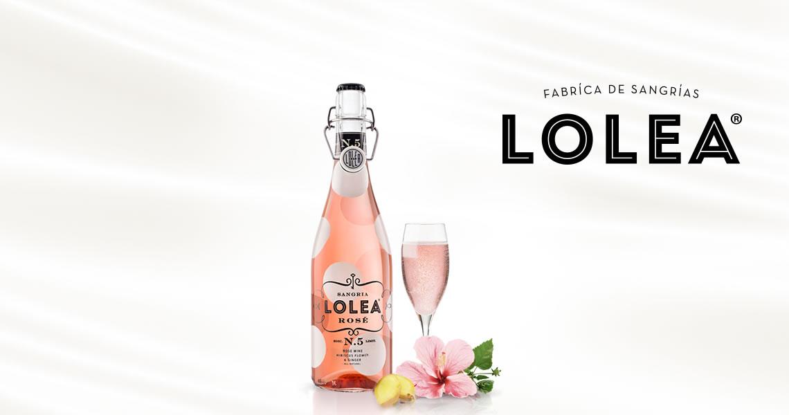 羅莉亞No.5有機水果粉紅酒