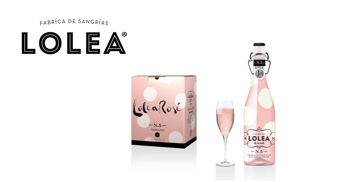 羅莉亞No.5水果粉紅酒 ( 一入+原廠杯 )