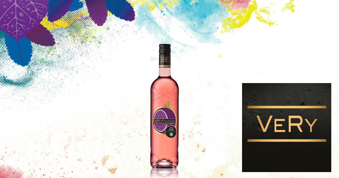 菲嘗-百香果葡萄酒