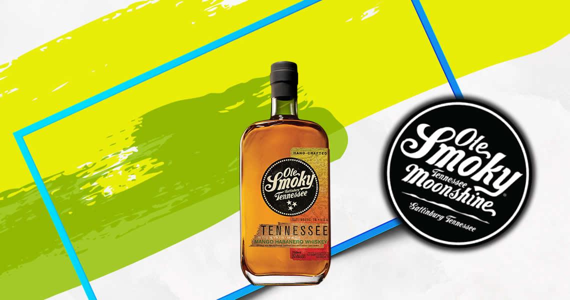 古薰月光酒-芒果哈瓦那辣椒威士忌 -Ole Smoky Moonshine Mango Habanero Whisky