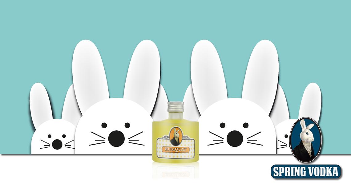兔兔酒 龐尼維爾 金桔酒