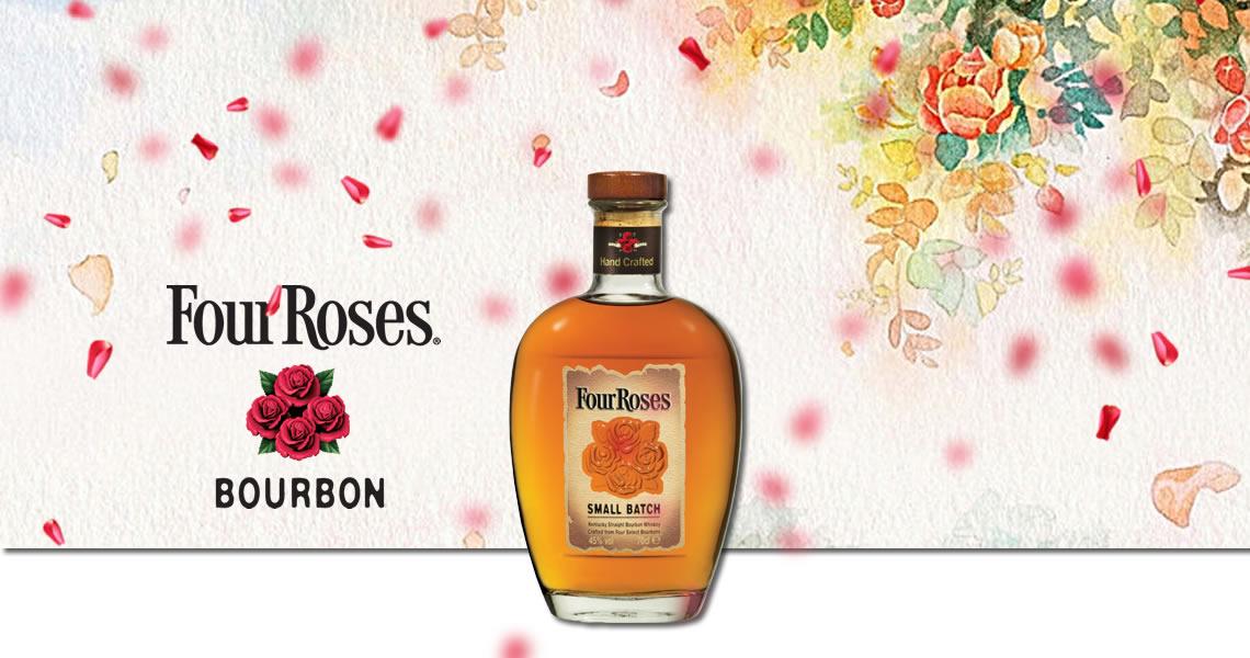 四玫瑰波本威士忌(小批生產)