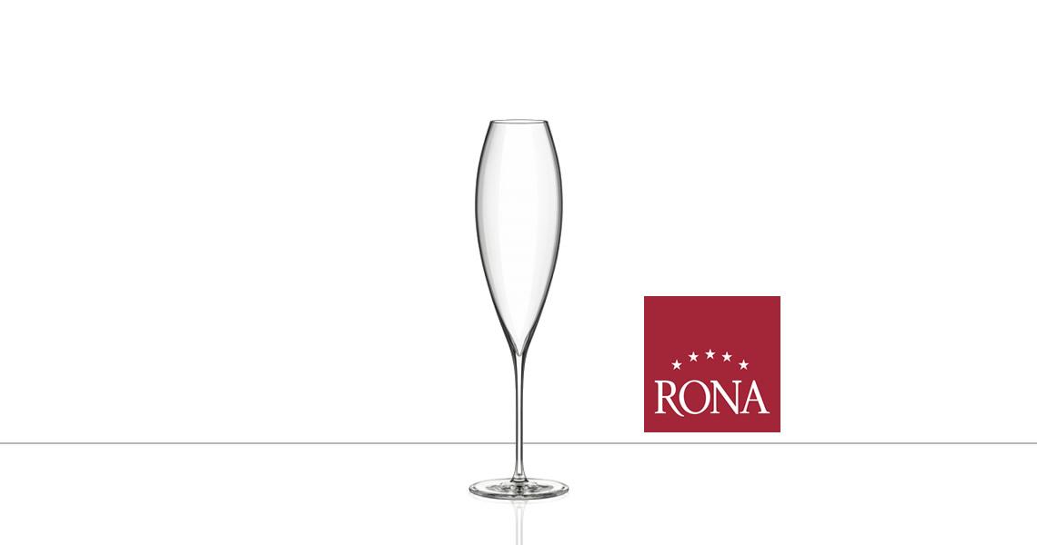 樂娜-Sensual頂級專業手工杯(香檳杯)(RONA Sensual Champagne flute 09)