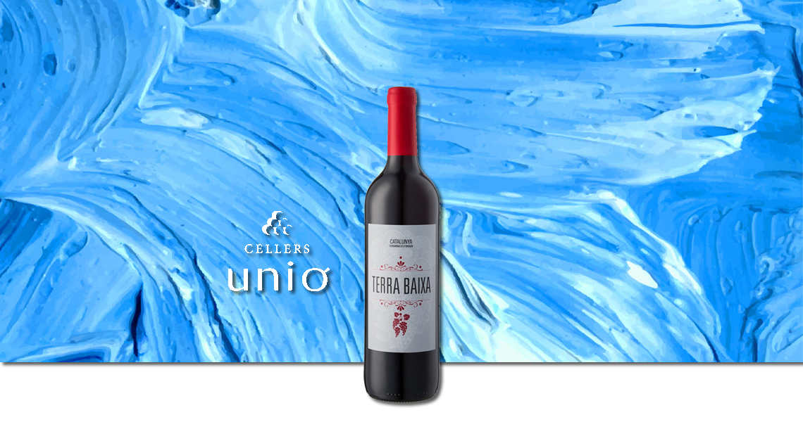 巴哈特級紅酒-Terra baixa red wine