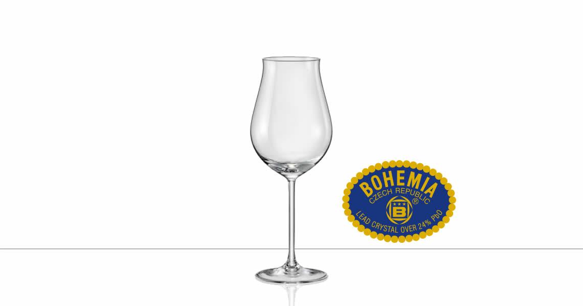 波西米亞-ATTIMO 鬱金香(白酒杯)(CRYSTALEX BOHEMIA ATTIMO WHITE WINE)