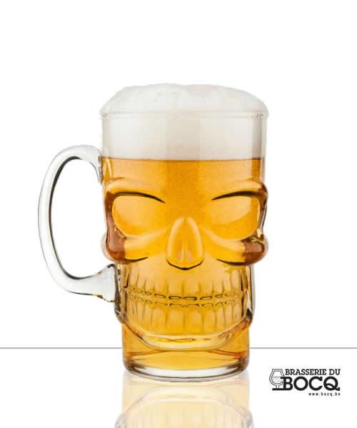 骷髏頭-精釀啤酒(原廠杯)