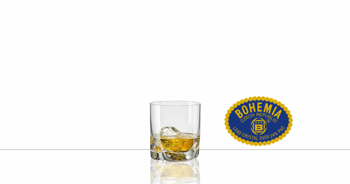 BOHEMIA Barline 行家所求系列(威士忌杯 280)(BOHEMIA Barline Whiskey Glass 280)