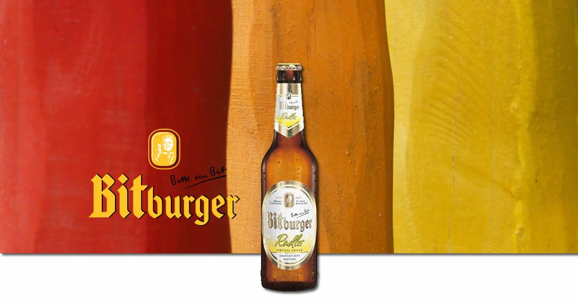 碧伯格優質檸檬啤酒(瓶裝)