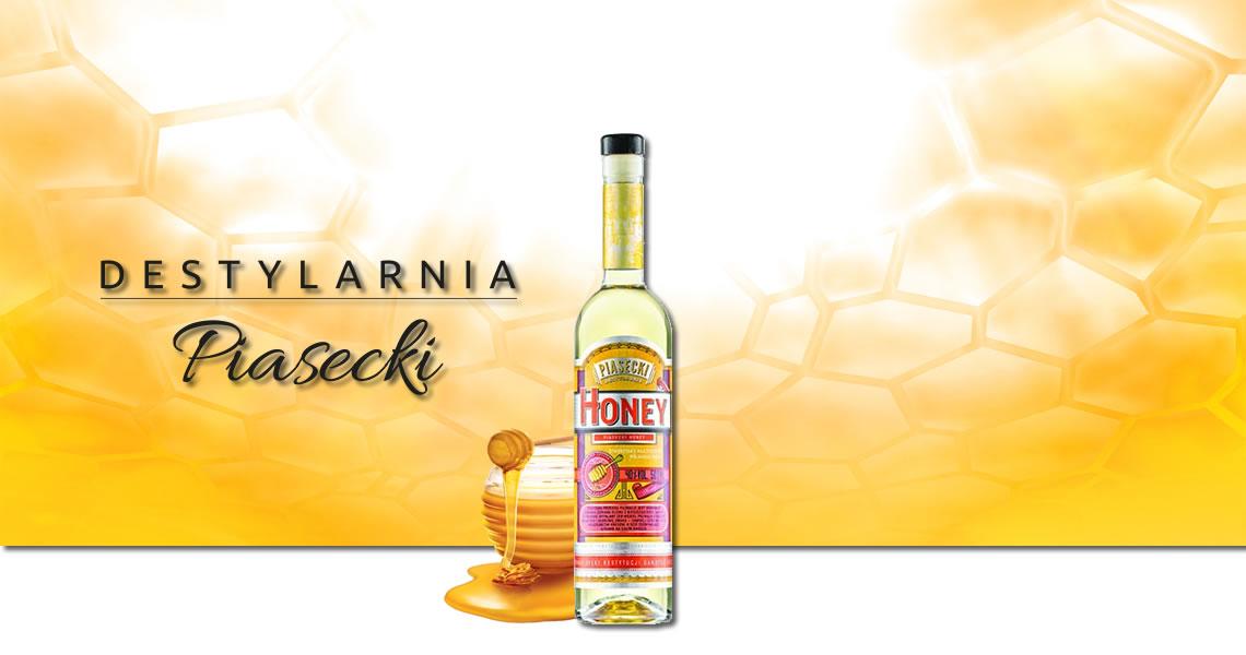 皮亞薩克-蜂蜜伏特加-Piasecki Honey Liqueur