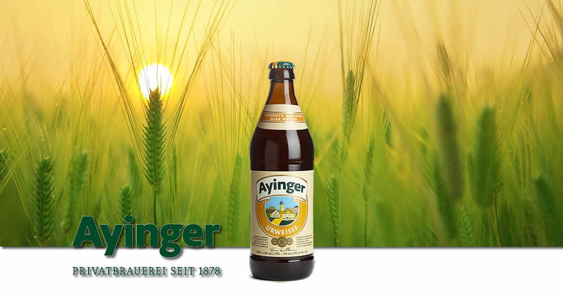 艾英格原創小麥啤酒
