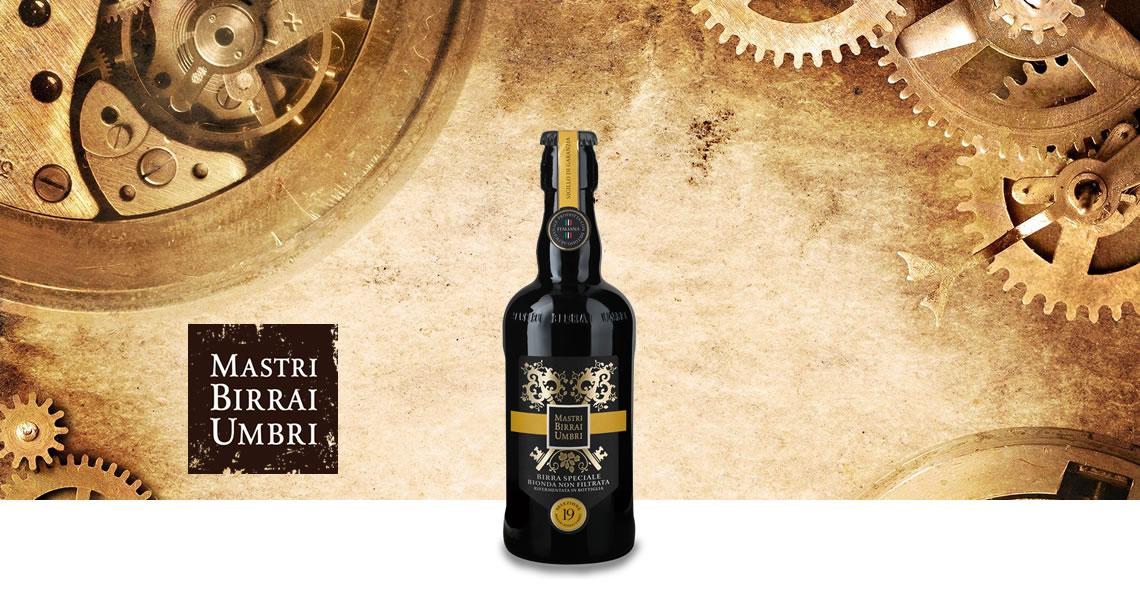 金鑰19號-義大利精釀比利時式白啤酒