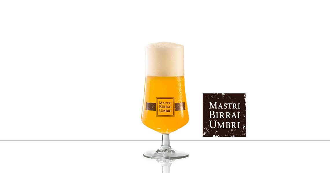 義大利精釀MUB系列(原廠杯)(Mastri Birrai Umbri Glass)