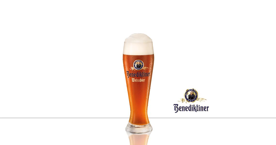 艾塔修道院系列(原廠杯)(Benediktiner Weissbier Glass)