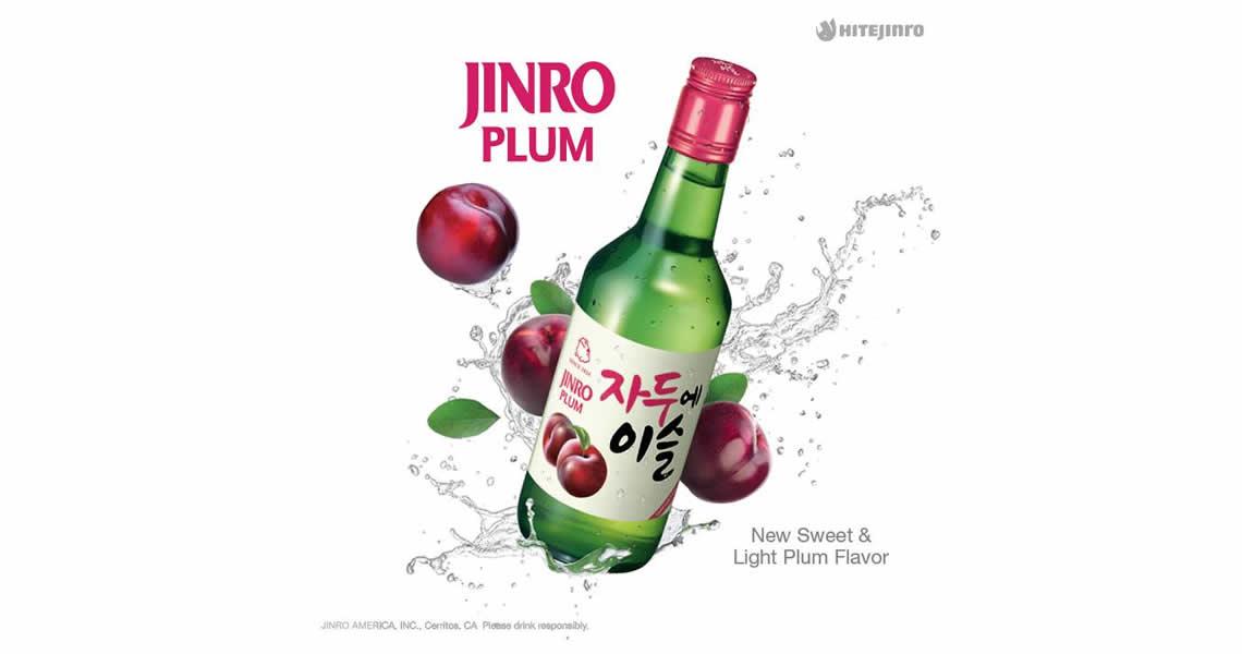 想要一醉解千愁但又不喜歡酒味太濃的朋友有福了!真露水果全系列,以濃醇的燒酎為酒底,添加各式女性朋友喜歡的水果風味,像是這款李子便非常有特色,與一般歐美酒類常加的草莓、櫻桃等調味水果風味不同,單飲有著比較濃郁的口感,而拿來搭配啤酒做韓國最潮的深水炸彈,更有著恰到好處的微甜與果香,是聚會派對的首選。