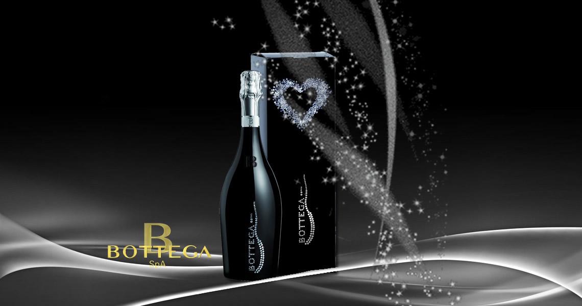 寶緹嘉-特級鑽石汽泡酒-Bottega  DIAMOND Pinot Nero Spumante Brut