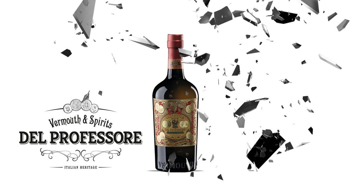 古典香艾酒-Del Professore Classico Vermouth