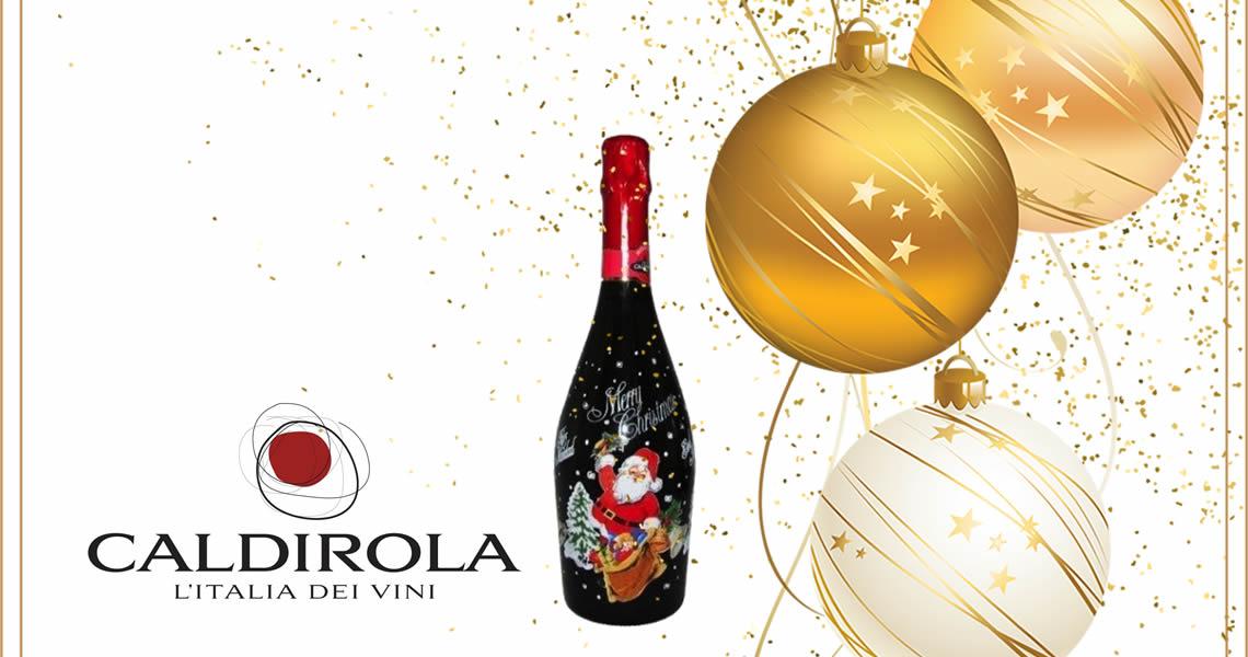 卡迪拉氣泡葡萄酒 - 聖誕限量版