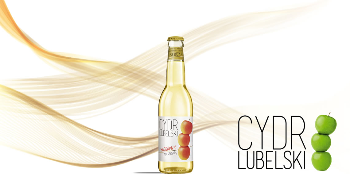 盧布林-蜂蜜蘋果酒-Lubelski Cider Honey
