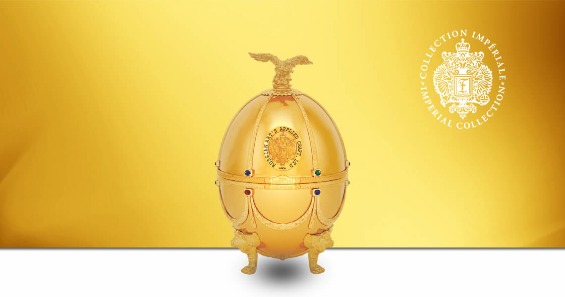 你知道世界上曾有一顆蛋,以一億美金的驚人天價賣出,價值的不光是物品本身,還是代表著俄羅斯的沙皇時代超乎想像的終極珠寶工藝展現,奢華兩個字已經不足以形容她-法貝熱彩蛋。如果你的生命中也有一位如此重要而偉大的人事物,那麼你終其一生所追求的將是這款俄羅斯法貝熱彩蛋伏特加,俄羅斯國酒與國寶的結合,以尊貴的琺瑯、琉璃和水晶純手工打造的舉世矚目酒款,不要說她是一瓶酒,她是藝術、是文化,更是傳家之寶。