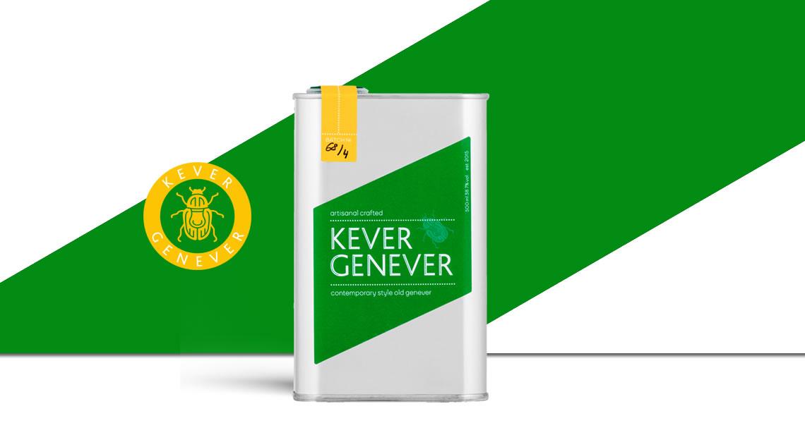 肯禾荷蘭琴酒-Kever Genever Old Genever