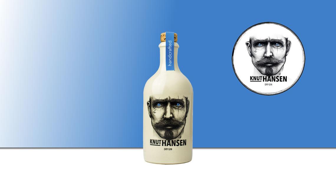 航海家琴酒-Knut Hansen Dry Gin